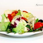 101 Beilage: kleiner Salat