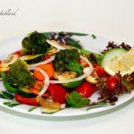 123 Gegrilltes Gemüse