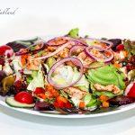 30 Puten-Salat