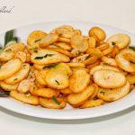 98 Knoblauchkartoffeln